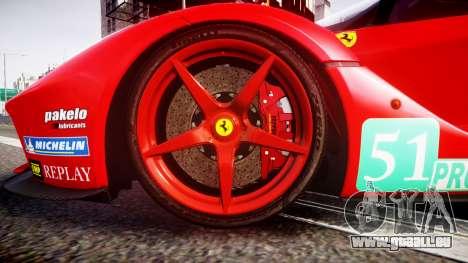 Ferrari LaFerrari 2013 HQ [EPM] PJ4 pour GTA 4 Vue arrière