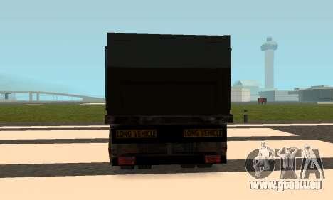 PS2 Article Trailer 2 für GTA San Andreas Rückansicht