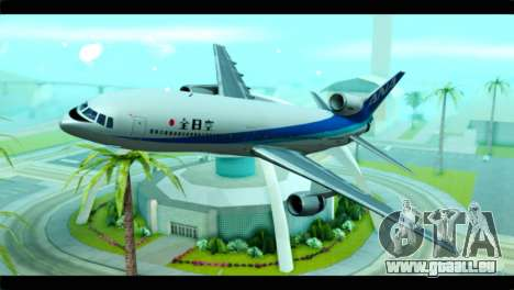 Lookheed L-1011 ANA für GTA San Andreas