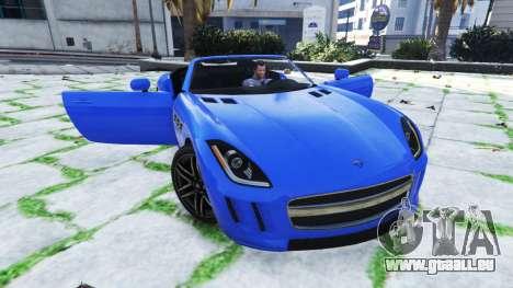 GTA 5 Tödlichen Auto-Tür