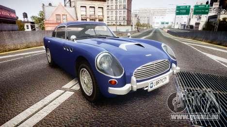 GTA V Dewbauchee JB 700 pour GTA 4