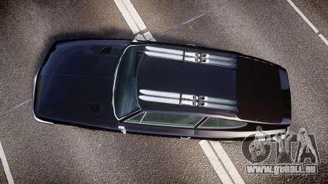 GTA V Lampadati Pigalle für GTA 4 rechte Ansicht