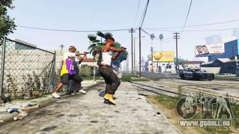 GTA 5 Vigilante v0.1 dritten Screenshot