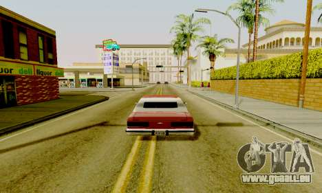 Light ENB Series v3.0 für GTA San Andreas zweiten Screenshot