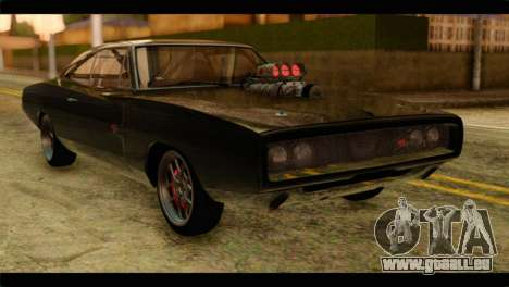 Dodge Charger RT 1970 für GTA San Andreas