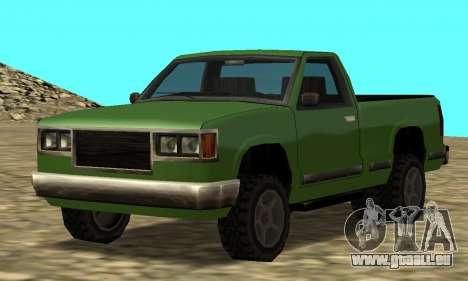 PS2 Yosemite für GTA San Andreas