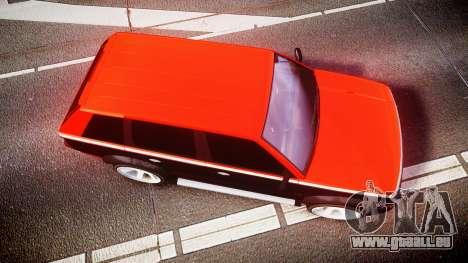 Vapid Huntley Sport RS pour GTA 4 est un droit