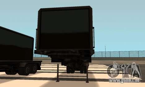 PS2 Article Trailer für GTA San Andreas Innenansicht