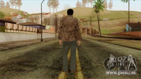 Classic Alex Shepherd Skin pour GTA San Andreas deuxième écran