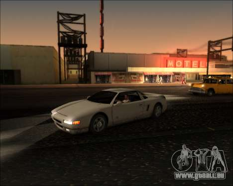 ENB Kiseki v1 pour GTA San Andreas quatrième écran