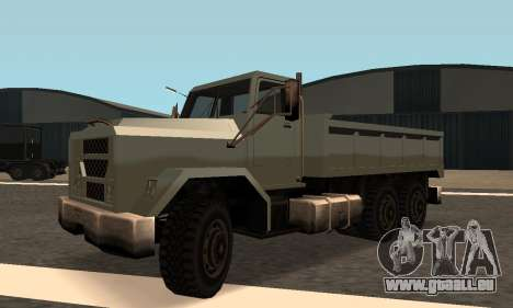 Flatbed Fixed pour GTA San Andreas