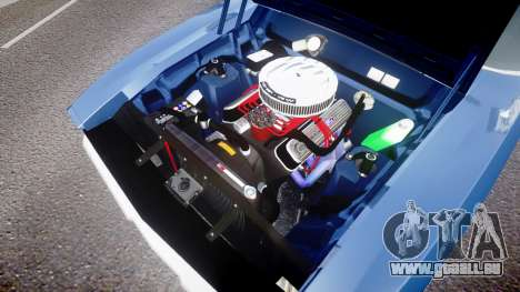 Ford Falcon XB GT351 Coupe 1973 pour GTA 4 Vue arrière
