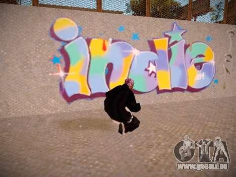 ENB Real Monsters für GTA San Andreas fünften Screenshot