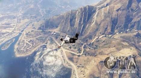 Schön zu Fliegen für GTA 5