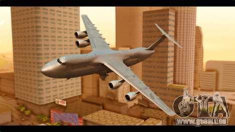Lockheed C-5M RCAF für GTA San Andreas
