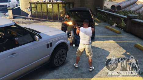 GTA 5 Lamar Missions v0.1a troisième capture d'écran