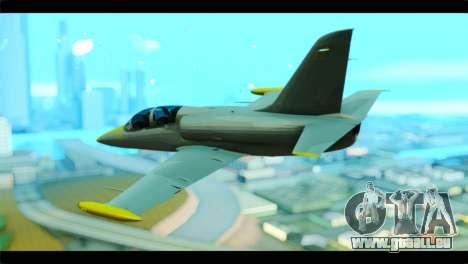 GTA 5 Besra pour GTA San Andreas laissé vue