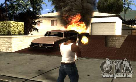 ENB Double Effect für GTA San Andreas her Screenshot