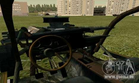 Dodge Charger RT HL2 EP2 pour GTA San Andreas vue de droite