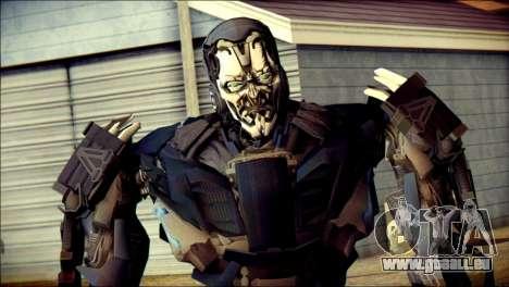 Lockdown Skin from Transformers für GTA San Andreas dritten Screenshot