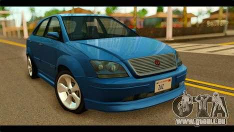 GTA 4 Habanero für GTA San Andreas