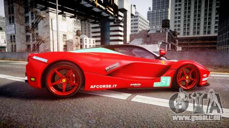 Ferrari LaFerrari 2013 HQ [EPM] PJ4 pour GTA 4 est une gauche