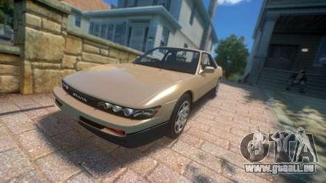 Nissan Silvia S13 1992 pour GTA 4