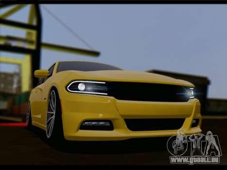 iniENB pour GTA San Andreas troisième écran
