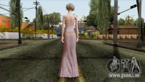 Mistel Skin für GTA San Andreas zweiten Screenshot