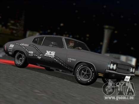 iniENB für GTA San Andreas siebten Screenshot
