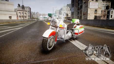 GTA V Western Motorcycle Company Sovereign IRN pour GTA 4