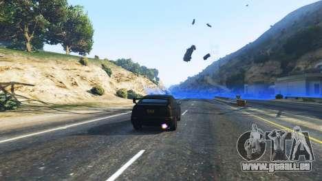 GTA 5 Champ de Force deuxième capture d'écran