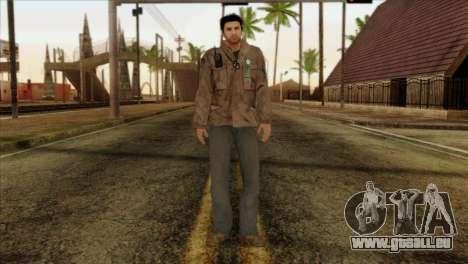 Classic Alex Shepherd Skin pour GTA San Andreas