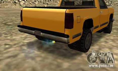PS2 Yosemite für GTA San Andreas Innenansicht