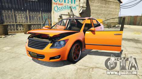GTA 5 Realistisch fahren v1.2