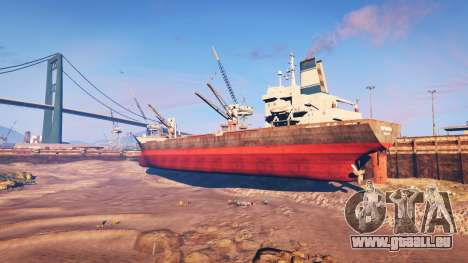 GTA 5 No Water Siebter Screenshot