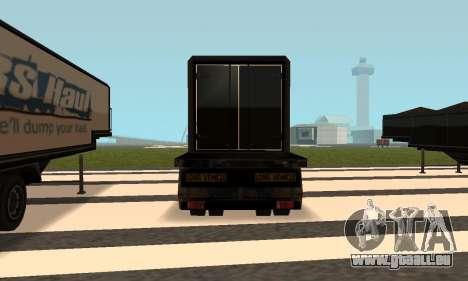 PS2 Article Trailer 3 pour GTA San Andreas laissé vue