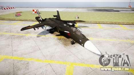 Su-47 Berkut pour GTA 4
