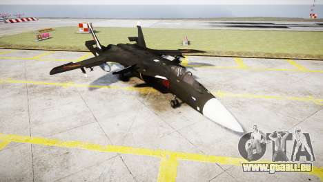 Su-47 Berkut für GTA 4