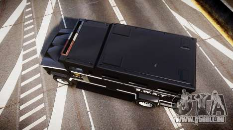 GTA V Brute Police Riot [ELS] skin 5 pour GTA 4 est un droit
