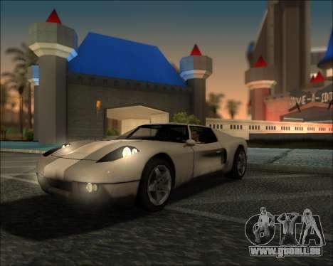 ENB Kiseki v1 pour GTA San Andreas troisième écran