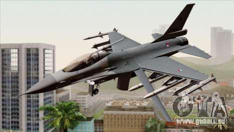 F-16AM Fighting Falcon für GTA San Andreas