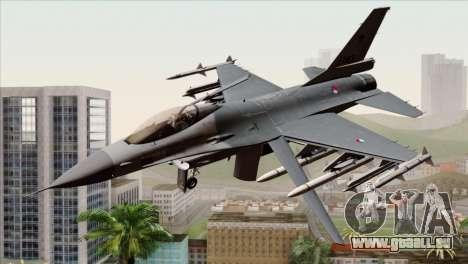 F-16AM Fighting Falcon für GTA San Andreas