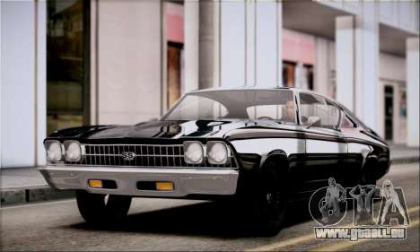 Chevrolet Chevelle SS pour GTA San Andreas