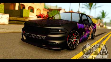 Dodge Charger RT 2015 Hestia für GTA San Andreas
