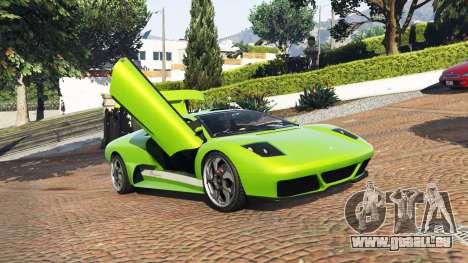 GTA 5 Realistisch fahren v1.2 zweite Screenshot