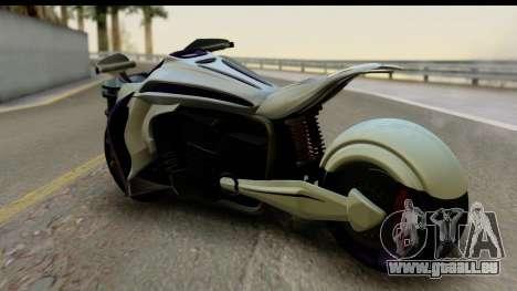 Krol Taurus Concept HD A.D.O.M v1.0 für GTA San Andreas linke Ansicht
