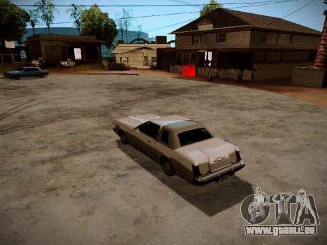 ENB Real Monsters pour GTA San Andreas troisième écran