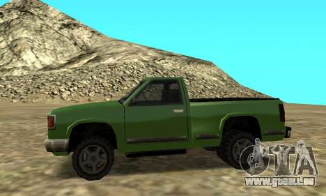 PS2 Yosemite für GTA San Andreas zurück linke Ansicht