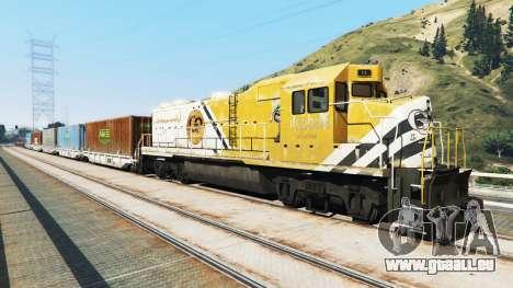 GTA 5 Ingenieur Eisenbahn v2.5 zweite Screenshot